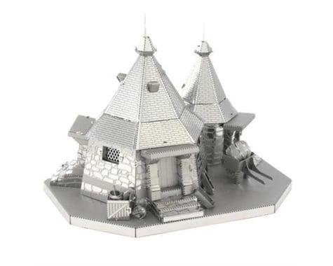 Fascinations Metal Earth Harry Potter Hagrid's Hut 3D Metal Model Kit