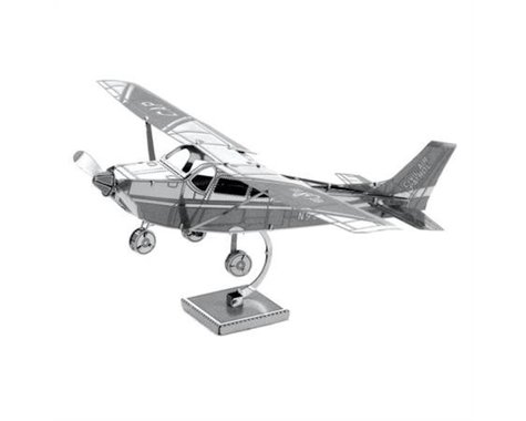 Fascinations Metal Earth 3D Metal Model - Cessna 172(Skyhawk)