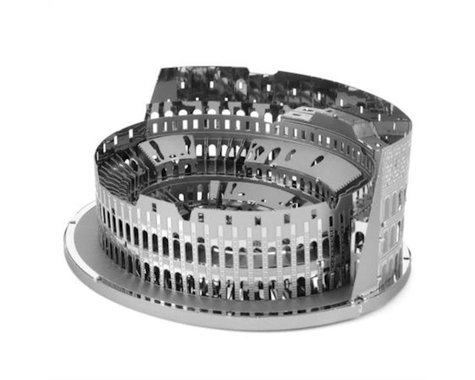 Fascinations ICONX Roma Colosseum Ruin 3D Metal Model Kit