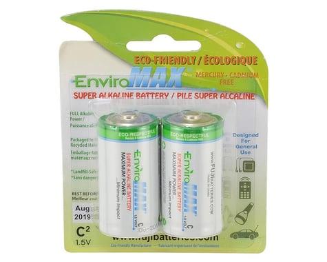 Fuji EnviroMAX C Super Alkaline Battery (2)