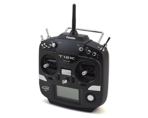 Futaba 12KA 14 Channel Transmitter System (Airplane)