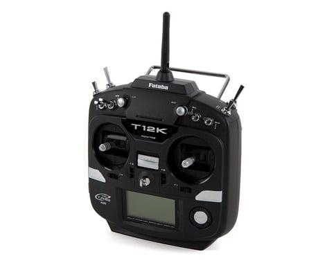 Futaba 12KH 2.4GHz T FHSS Radio System (Heli)