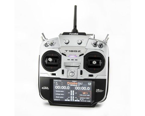 Futaba 18SZ 2.4GHz FASST Telemetry Radio System (Airplane)