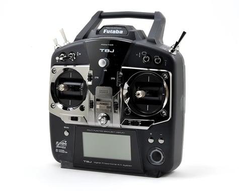 Futaba 8J 2.4GHz S FHSS 8 Channel Radio System (Heli)