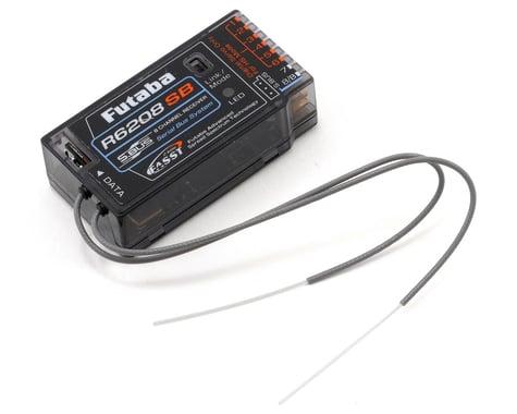 Futaba R6208SB 3CH/18CH 2.4Ghz FASST S.Bus Micro Receiver