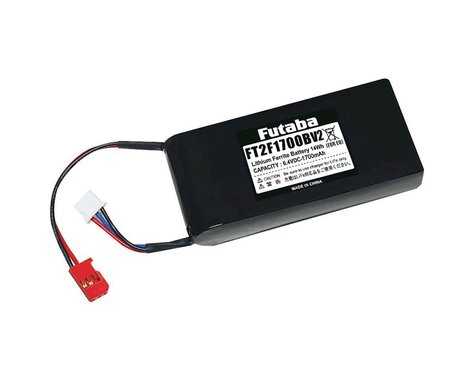 Futaba LiFe Transmitter Battery (4PX) (6.6V/1700mAh)