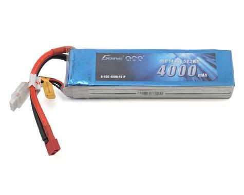 Gens Ace 4S LiPo Battery 45C (14.8V/4000mAh)