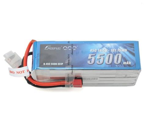 Gens Ace 5s LiPo Battery 45C  (18.5V/5500mAh)