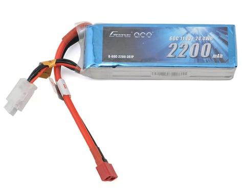Gens Ace 3S LiPo 60C Battery (11.1V/2200mAh)