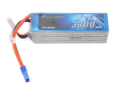 Gens Ace 6S LiPo Battery 60C  (22.2V/3300mAh)