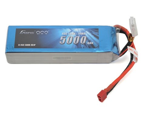 Gens Ace 4S LiPo Battery 45C (14.8V/5000mAh)
