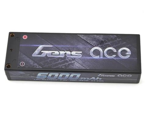 Gens Ace 2s LiPo Battery Pack 70C (7.4V/6000mAh)