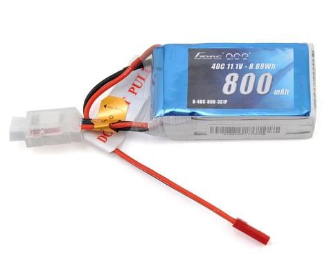 Gens Ace 3s LiPo Battery 40C (11.1V/800mAh)