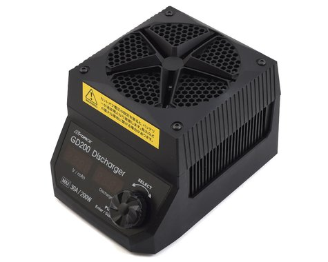 GForce GD200 30 Amp LiPo Battery Discharger