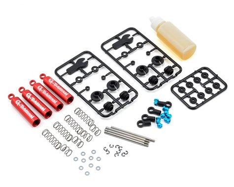 Gmade 90mm G-Transition Shock Set (Red) (4)