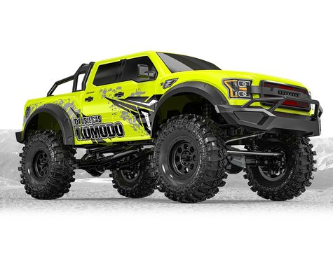 Gmade Komodo Double Cab GS02 Off-Road Adventure 1/10 Rock Crawler Kit