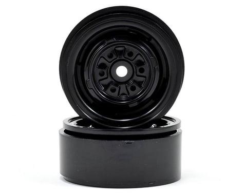 Gmade VR01 1.9 Beadlock Rock Crawler Wheels (2) (Black)