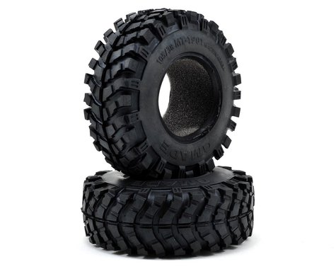 "Gmade MT 1901 1.9"" Rock Crawler Tires (2)"