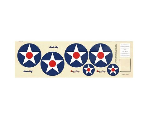 Great Planes Decal Set EP PBY Catalina ARF