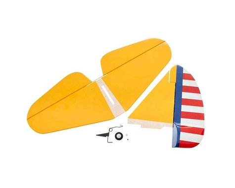 Tail Surface Set Sport Scale PT-19 .46 EP