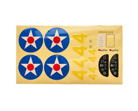 Great Planes Decals Sport Scale PT-19 .46/EP ARF