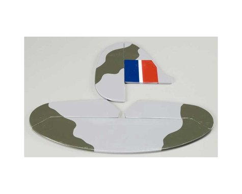 Great Planes Tail Set Combat Spitfire GP EP ARF