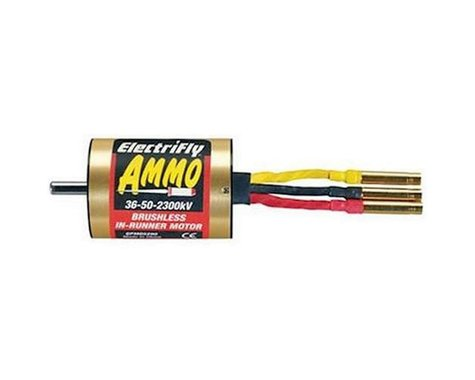 Ammo 36-50-2300 In-Runner Brushless Motor