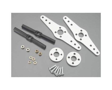 """Great Planes Double Sided 3"""" Servo Arm Set"""