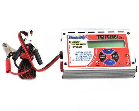 Great Planes Electrifly Triton Jr DC Computer Charger