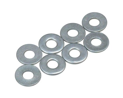 Great Planes Flat Washer #2 (8)