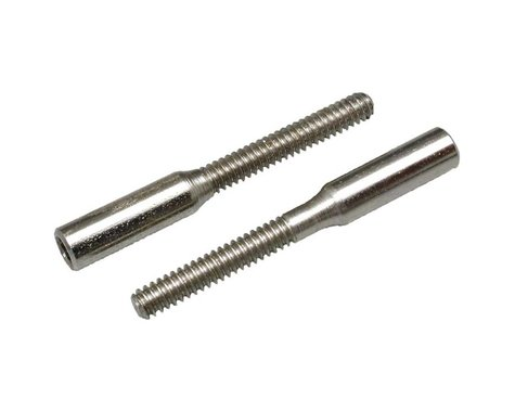 Great Planes 4-40 Threaded Coupler (.095) (2)
