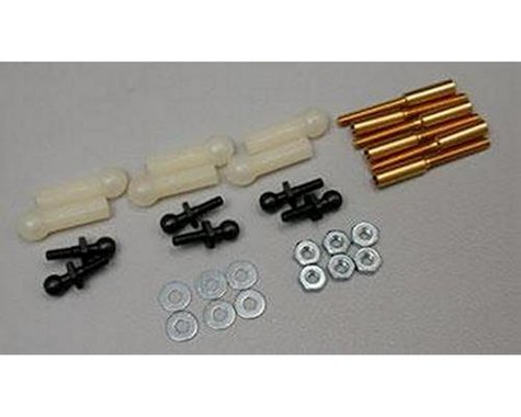 Great Planes Threaded Ball Link Set 2-56 (6)
