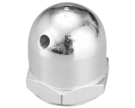 Great Planes Aluminum Safety Spinner Nut 1/4 -28