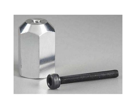 "Great Planes Aluminum E-Spinner 5 16""-24  Adapter"