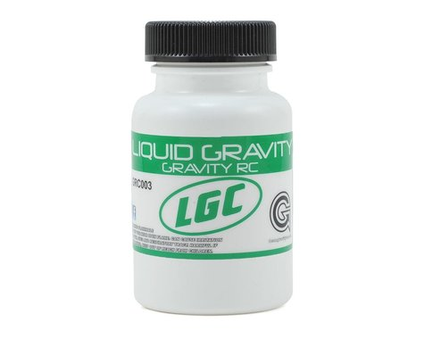 Gravity RC Liquid Gravity LGC Foam & Rubber Tire Traction Compound (3oz)