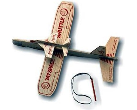Guillow Balsa Glider Catapult