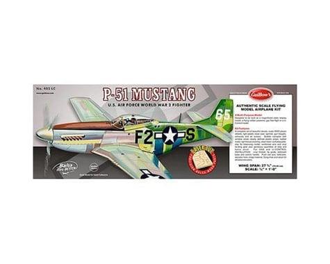 Guillow P51 Mustang Laser Cut