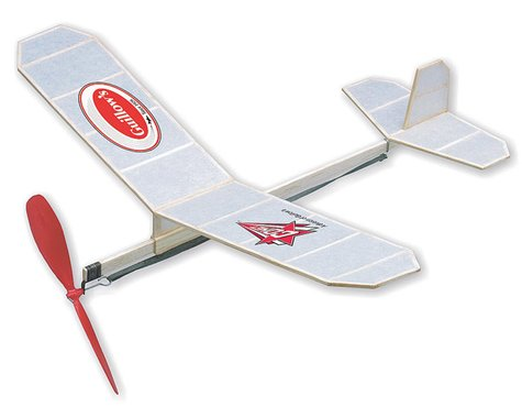 """Guillow Cadet Rubber Powered """"Build-N-Fly"""" Airplane Kit"""