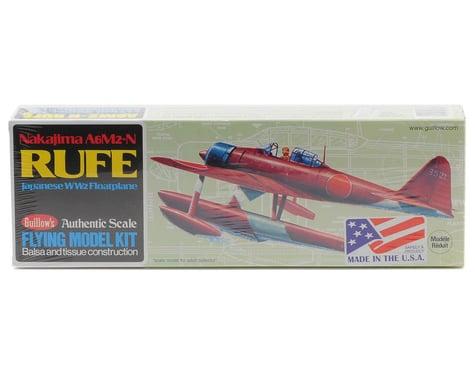 Guillow Nakajima A6M2-N Rufe Float Plane Flying Model Kit