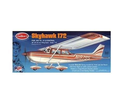 "Guillow Cessna Skyhawk 172 Kit, 36"""