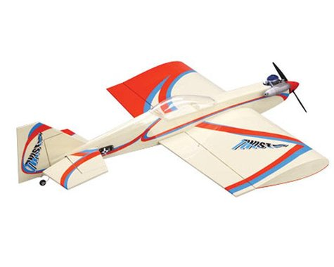 Hangar 9 Twist 40 V2 Nitro ARF Airplane (1213mm)
