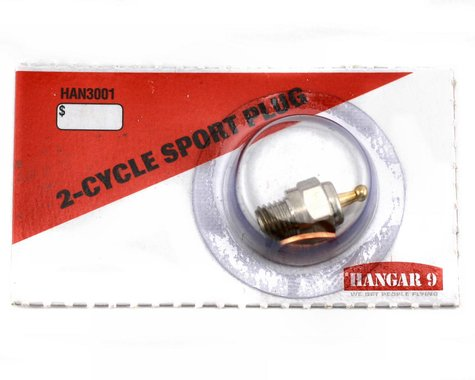 Hangar 9 2-Cycle Sport Plug (Medium)