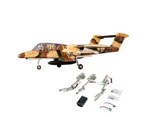 Hangar 9 OV-10 Bronco 30cc ARF with Landing Gear Set