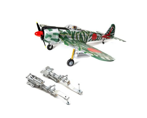 Hangar 9 Ki-43 Oscar 60cc w/ Hangar 9 Main Retract Set