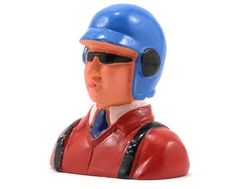 Hangar 9 Pilot Figure w/Helmet, Glasses & Tie (1/9)