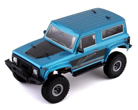 HobbyPlus CR-18 Rushmore 1/18 RTR Scale Mini Crawler (Metallic Blue)