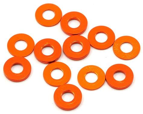 HB Racing 3x7mm Washer Set (Orange) (6)