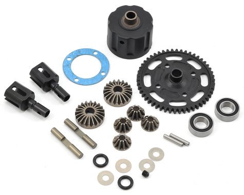 HB Racing Lightweight Center Differential Set (50T)