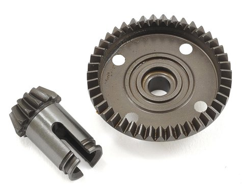 HB Racing Differential Ring & Input Gear Set