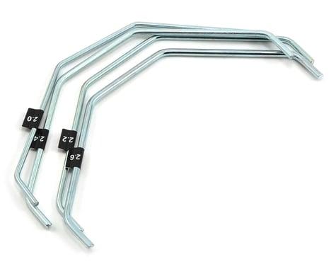 HB Racing V2 Front Sway Bar Set